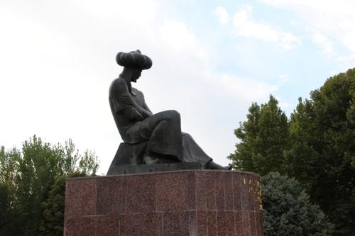 Première journée en Ouzbékistan, Andijan et Ferghana.