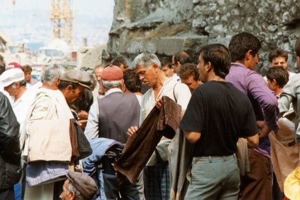 Istanbul, marchandage