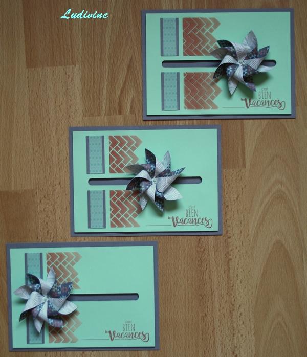 Echange de cartes estivales : ronde des saisons sur Crafty et chaîne estivale AZZA -1