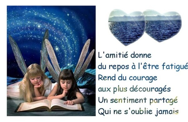 amitie,citations