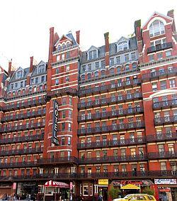 La grande célébrité de certaines chambres d'hôtels ...