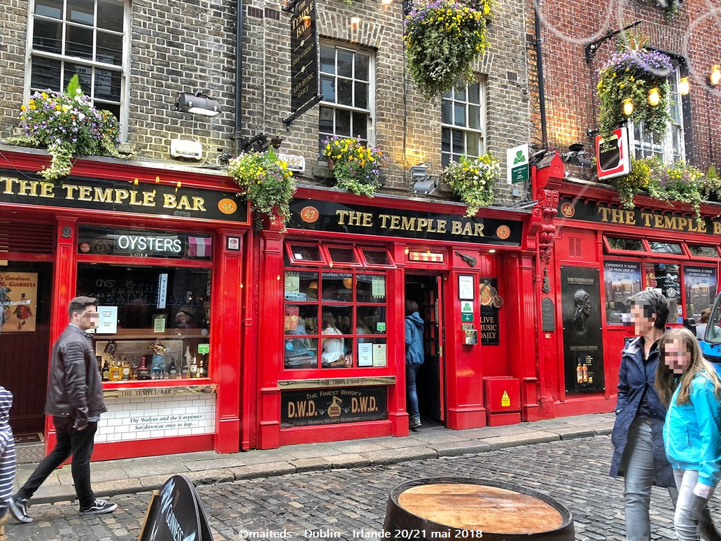 Dublin - Irlande (2)