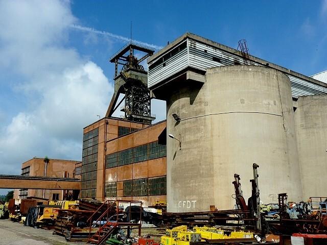 Le musée Les Mineurs Wendel 11 Marc de Metz 01 10 2012