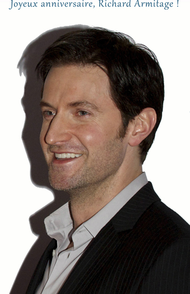 Richard Armitage France
