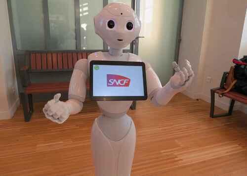 Robots à la SNCF ? Astrologique !