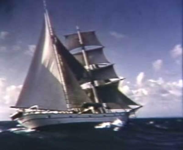 Phénomènes Inexpliqués:  Le Triangle des Bermudes