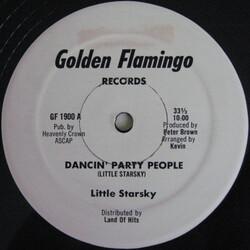 Little Starsky - Dancin' Party People