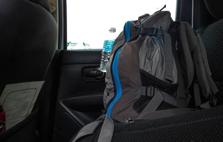 15 Juillet - Terengganu - Six heures de transport pour arriver dans une guest abandonnée ?