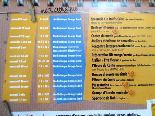 Médiathèque de Mably