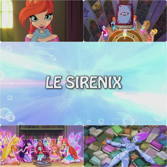 Episode 4 - Le Sirenix