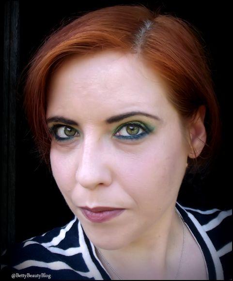 Maquillage ensoleillé avec la suprême de sleek