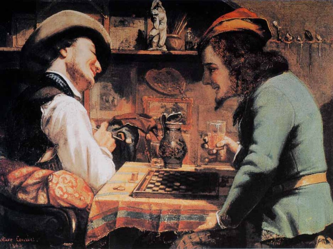 Gustave Courbet (1819-1878) /chef de file du réalisme