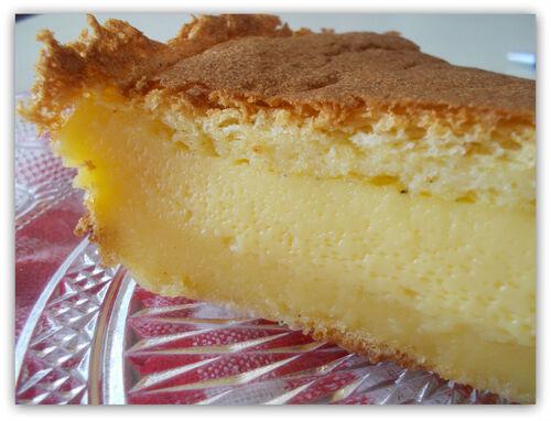 Le gâteau magique ou un délice facile à réaliser
