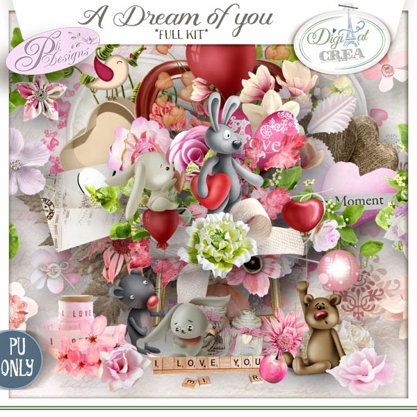 A dream of you by Pli Designs