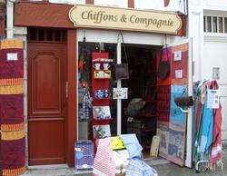 "Baiona - Bayonne - ""Chiffons & Compagnie"""