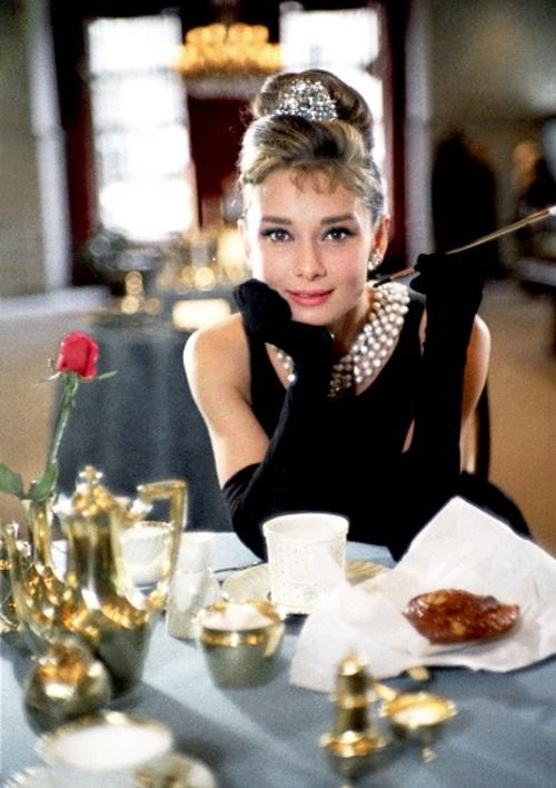 BREAKFAST AT TIFFANY'S. Audrey Hepburn (1961) (Musique de film)