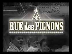 Rue des Pignons