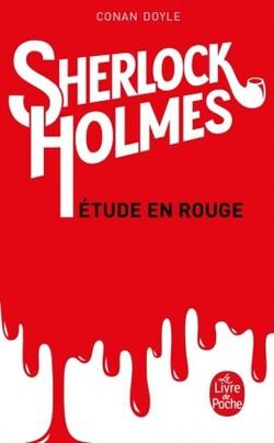 Sherlock Holmes, Étude en rouge