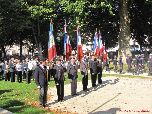Il y a 70 ans, la ville de Châtillon sur Seine était libérée...