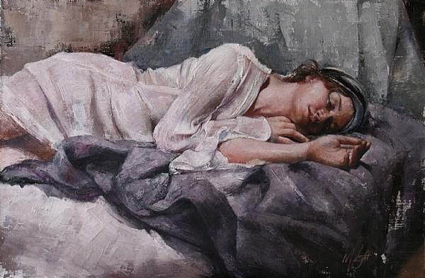 Peinture de : Maria Light