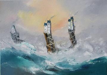 Le vent et la mer ...