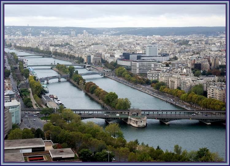 Les fleuves de France : la Seine