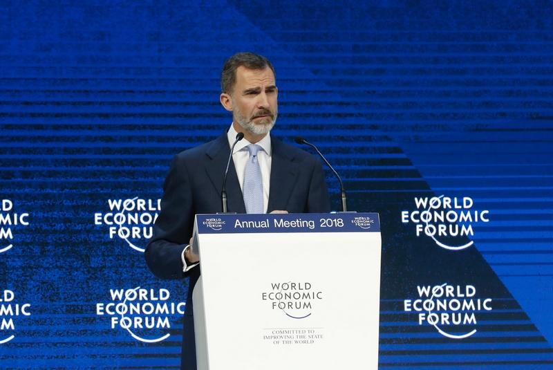 Toujours à Davos