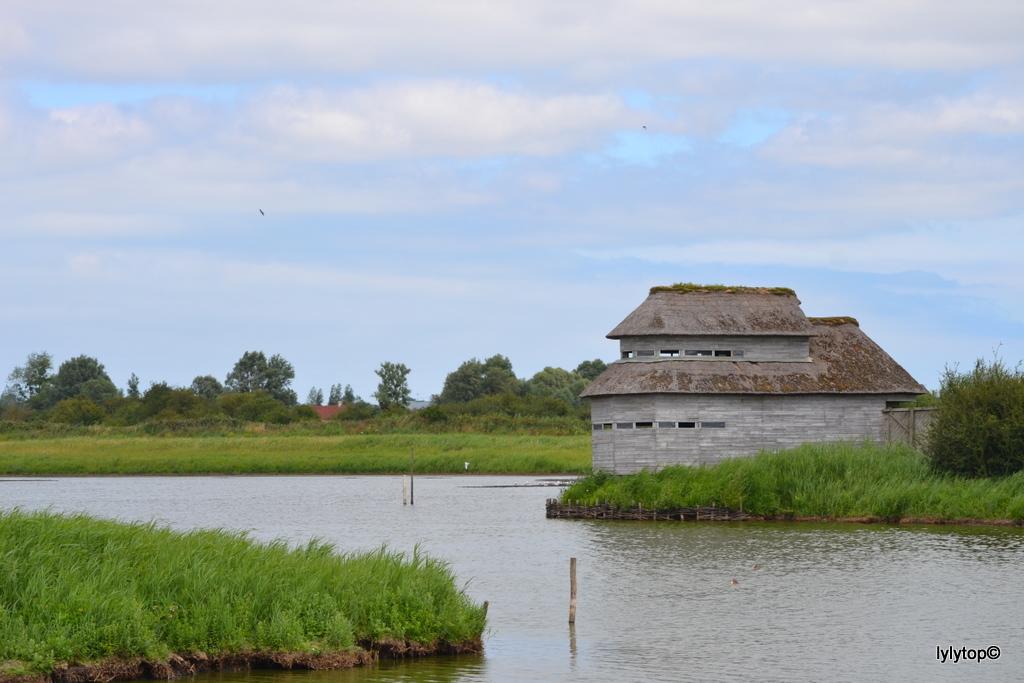 """La maison du parc """"Parc naturel régional des Marais du Cotentin et du Bessin """""""