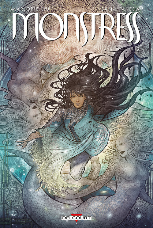 Monstress - Tome 02 La quête - Liu & Takeda