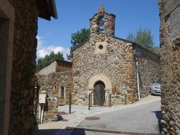 La chapelle Sainte-Eugénie