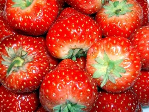 Ah ! ces fraises ...