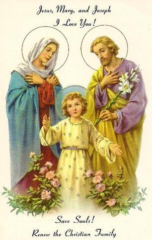 Dimanche de l'octave de la Nativité  Année B