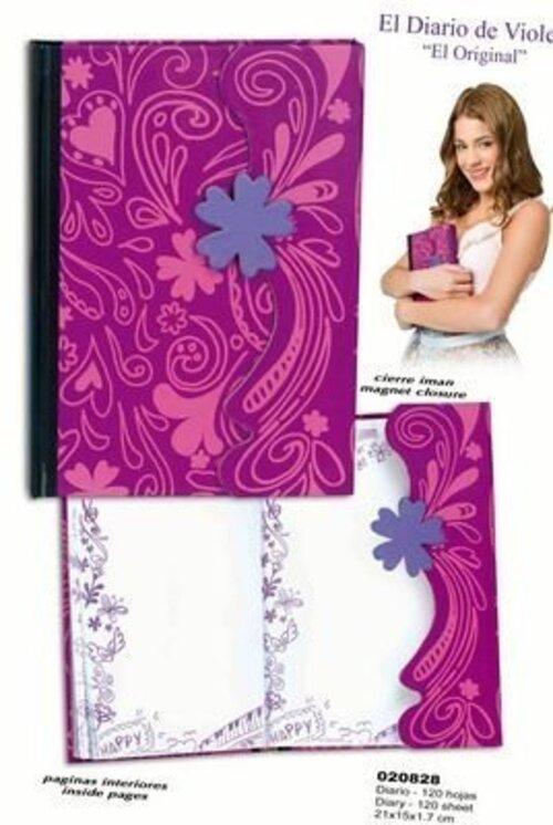 Le vrai journal intime de Violetta