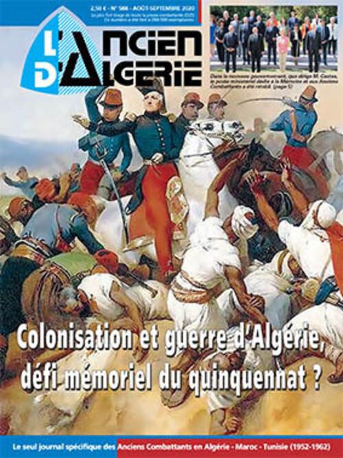 Colonisation et guerre d'Algérie défi mémoriel du quinquennat ?