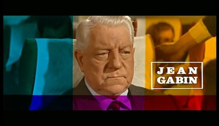 JEAN GABIN - DU RIFIFI A PANAME