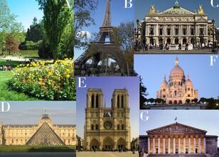 Résultat du Jeu n°1 sur Paris