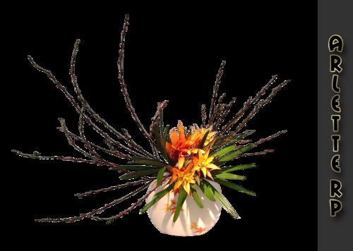Tubs déco-floral 6