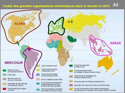 Acteurs, flux et réseaux de la mondialisation