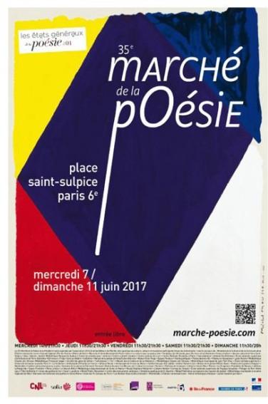 Marché de la Poésie 2017 à Paris