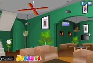 Jouer à Escape Game - Locked house 4