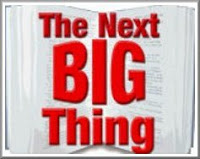 The Next Big Thing :