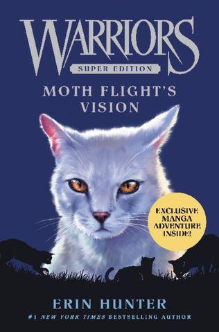 Couverture de Mothflight's Vision révélée !