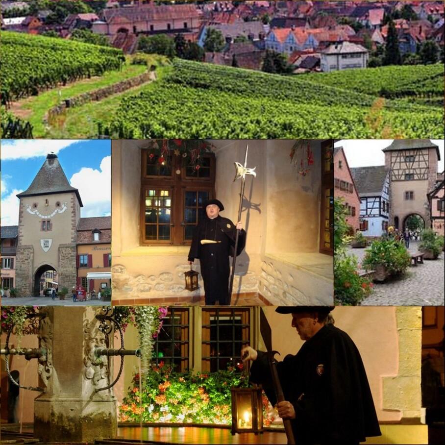 Un village en Alsace