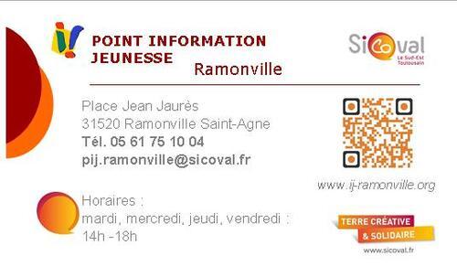 PIJ Ramonville : nouveaux horaires