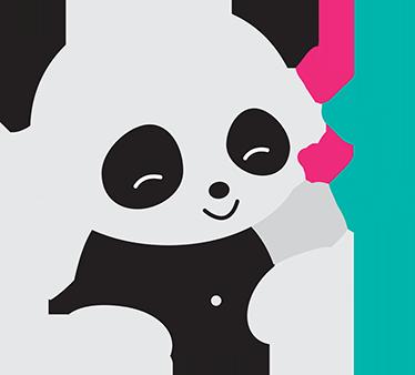 """Résultat de recherche d'images pour """"stickers panda transparents"""""""