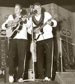BENNY JOY & BIG JOHN TAYLOR