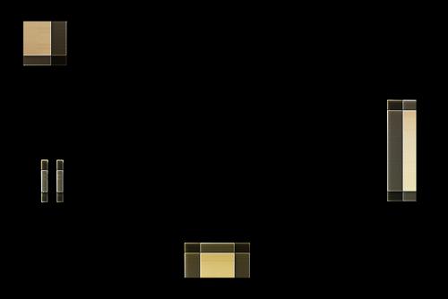 Décos Géométriques Série 36