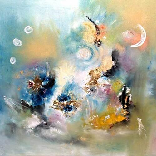 Muriel Cayet, art-thérapeute