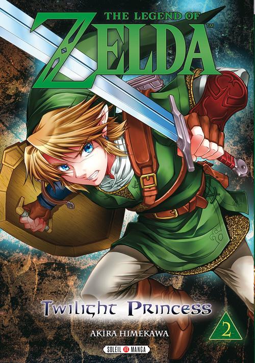 The legend of Zelda - Twilight princess - Tome 02 - Akira Himekawa