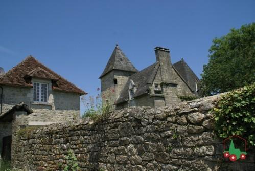 Saint-robert Muret Vue Maisons Pbvf